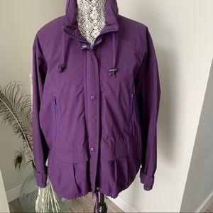 Vintage L.L. BEAN Jacket Purple Size XL